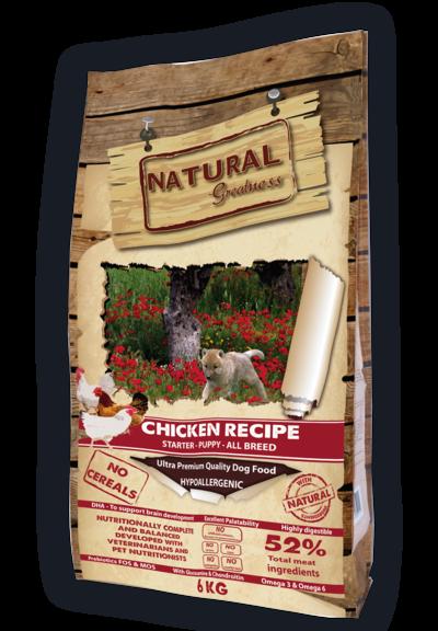 Chicken Recipe - Natural Greatness
