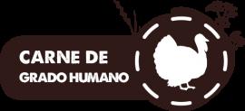 Carne de grado humano