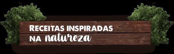 RECETAS INSPIRADAS EN LA NATURALEZA
